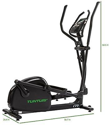 Tunturi Front Competence Series Elliptical Crosstrainer