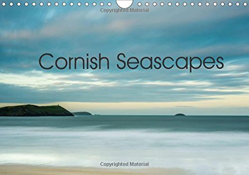 Cornish Seascapes 2017: Some of My Favourite Seascapes from Cornwall. Some Very Familiar Landmarks with Different View Points, All Taken at Different ... and Lighting Conditions. (Calvendo Places)
