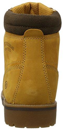 Dockers 8 UK 35aa202 Desert Women's by Yellow Gerli Tan 300910 Boots Golden rqCwHrU