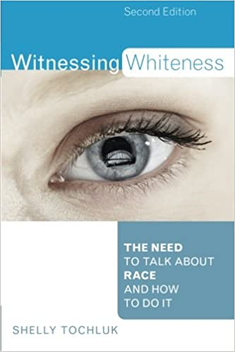 Witnessing Whiteness,  book cover