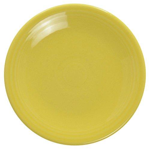 (Homer Laughlin Fiesta Sunflower China Bread Butter Plate - 6 1/8