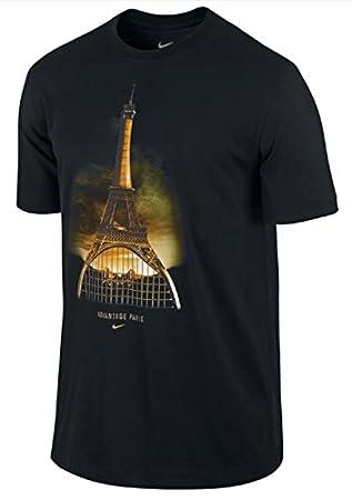 TailleSAmazon Shirt De Nike Advantage Tennis Paris Tee GMpUzqSV