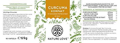 Curcuma Extrakt Kompakt