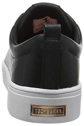 Ted Baker Gielli, Sneaker Donna Nero (Black #000000)
