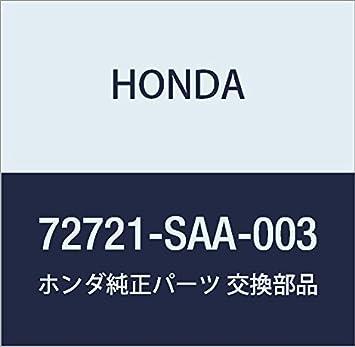 Genuine Honda 72761-SAA-003 Garnish