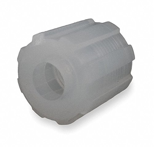 (Nut, PFA, PTFE, ETFE, Comp, 1/4In )