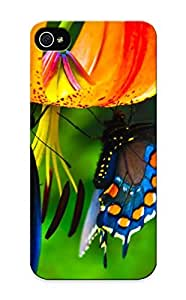 Awesome CQBIN0FCmqy Downturnvver Defender Tpu Hard Case Cover For Iphone 5/5s- Butterfliespictures