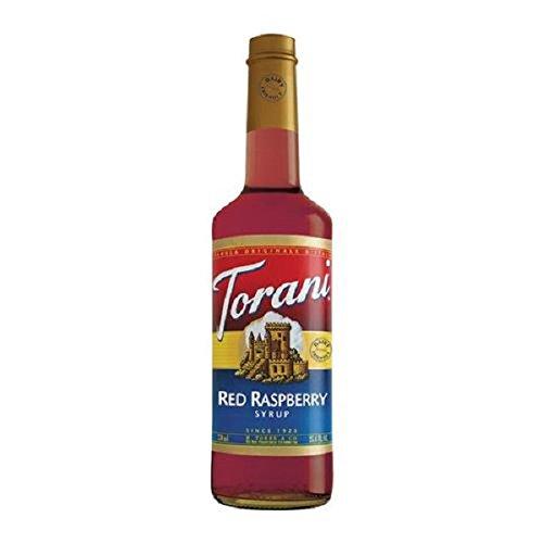 Torani® Red Raspberry Dairy Friendly Syrup ()