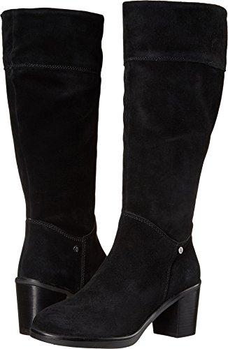 (Hush Puppies Women's Saun Olivya Boot, Black, 9.5 M US)
