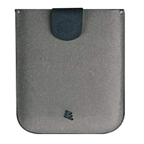 Card Package Creative Folding Stretch Wallet Card, Card Sets Portable Mini Slim Business Card Holder Purse (Grey Blue)