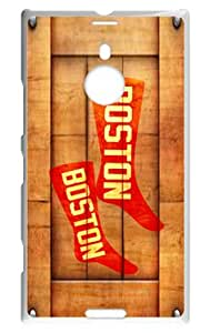 Boston Red Sox Vintage Case Cover for Nokia Lumia 1520, Wonderful phone cases