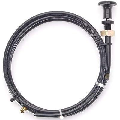 """JEGS 15830 6"""" Hand Choke Cable: Automotive"""