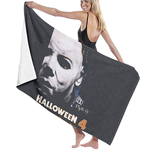 Jjiechushidai-tshirts Halloween 4 The Return of Michael Myers Beach Blankets -
