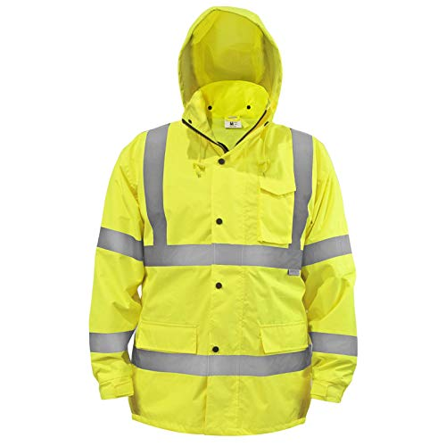 JORESTECH Safety Rain Jacket