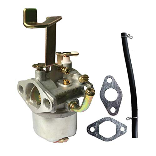 Fuerdi Carburetor for Chicago Electric Storm CAT 700 800 900 Watts 60338 66619 69381 63cc 64cc 2hp Gasoline Generator Carb New