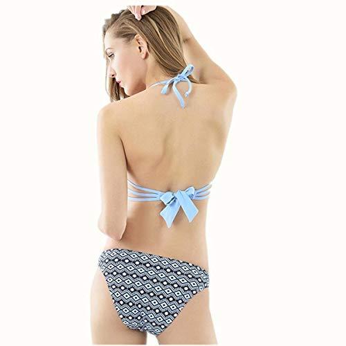 costume Donna Per colore Pezzi Split Ragazza Dimensione M Bikini due Bagno Da Zhrui x8nwYtWOqB