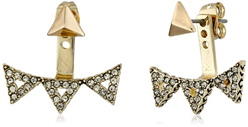 House Of Harlow 1960 Warrior Ear Jackets