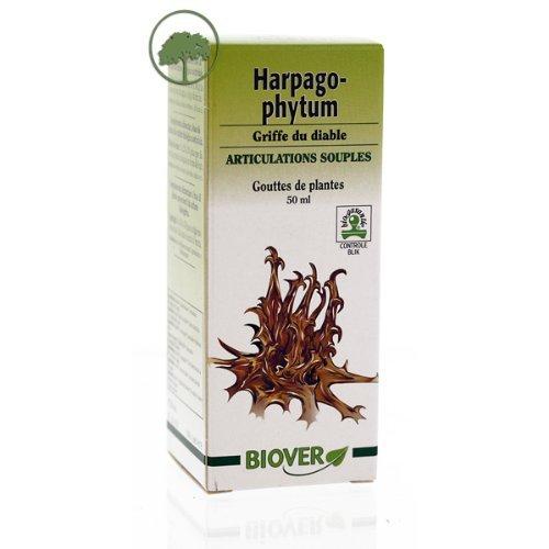 Biover - Органические жидкий экстракт Harpagophytum- 50 мл