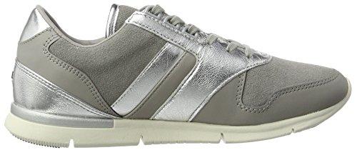Sneakers Femme Grey 1c1 S1285kye Light Hilfiger Basses Tommy Gris OpzqxtwtA