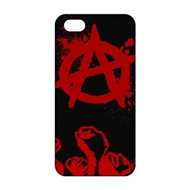 CCCM red and black wallpaper hd 3D Phone Case for Iphone 5c