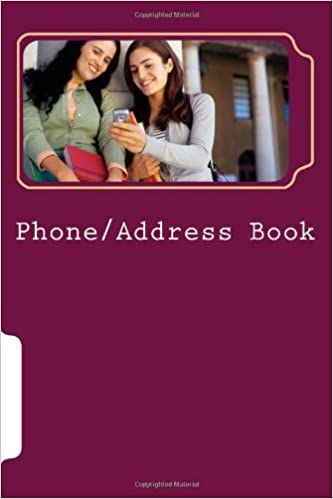 Book Phone/Address Book