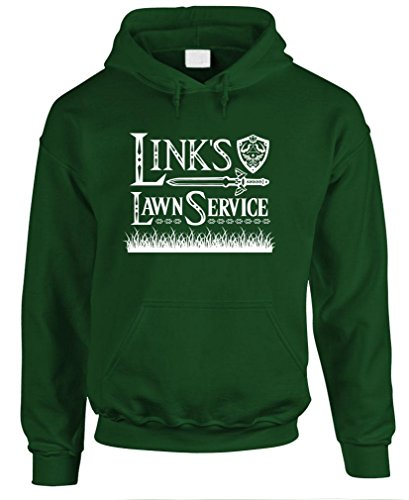 LINKS LAWN SERVICE retro video product image