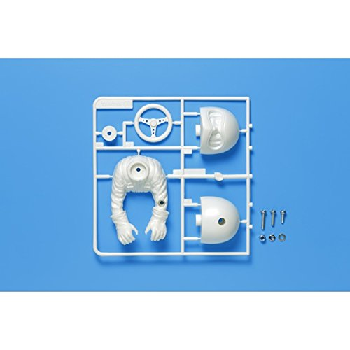 Tamiya hop up Options No.1531 OP.1531 WR-02 driver figure set (upper body type) - Finder Store 02