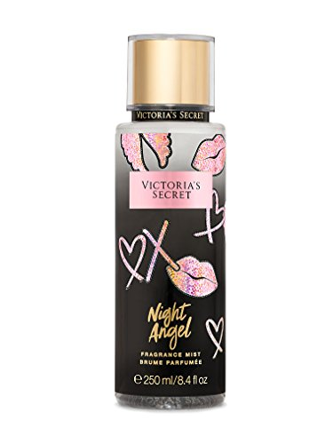 Price comparison product image Victoria's Secret Showtime Fragrance NIGHT ANGEL, LIMITED EDITION, Body Mist & Lotion 2pc