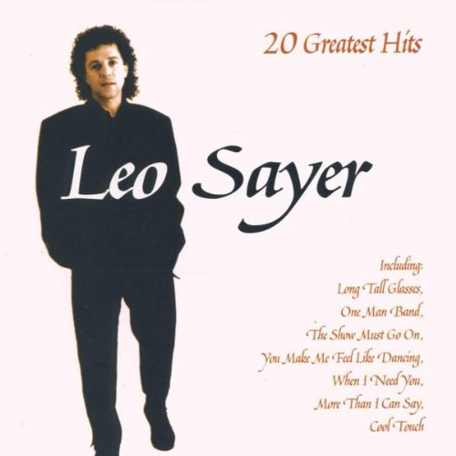 Leo Sayer - 20 Greatest Hits (Leo Sayer The Best Of)