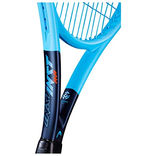 Amazon.com : Head Graphene 360 Instinct MP Tennis Racket (2019 Version) Strung with Custom String Colors : Sports & Outdoors