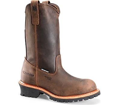 4b316448480 Carolina Men's Wellington COMP Toe Logger Work Boots CA9831