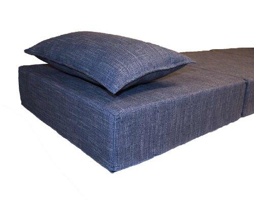 Arketicom touf il letto che diventa puff varie misure e colori pouf puf pouff pouffe letti - Pouf che diventa letto ikea ...