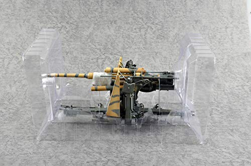 88mm Gun Flak - Easy Model German Flak 36 88mm Anti-Aircraft Gun 1/18 Gun Finished Non diecast Limited Edition