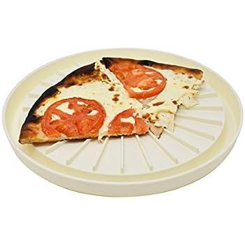 Amazon.com: Pizza Pan 10-Inch antiadherente plato hondo ...