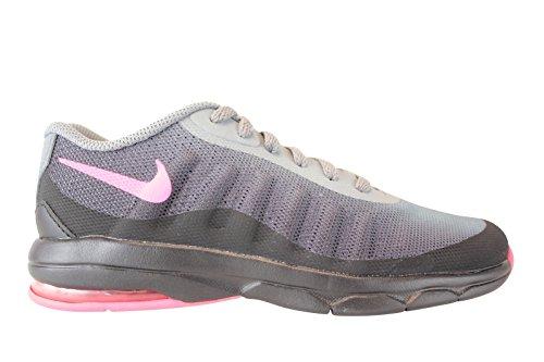 NIKE Kids Air Max Invigor (PS) Black/Racer Pink/Cool Grey Running Shoe 3 Kids US (95 Black Max Pink Air And)