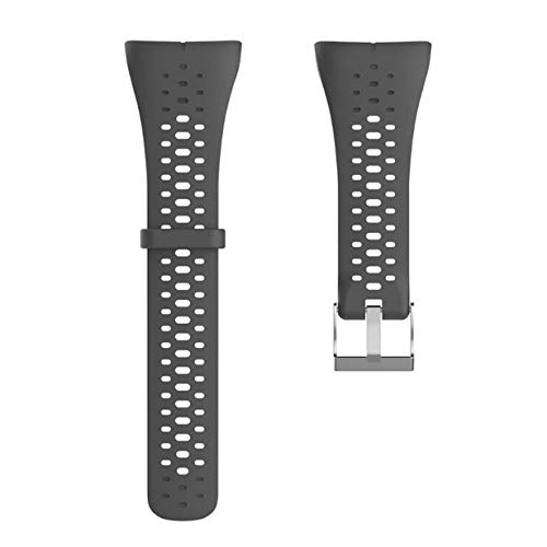 Price comparison product image Peppydaci New Silicone Strap Strap Strap Wristband Polar M400 M430 Smart GPS Strap Doll with Tools Smart Watch Original