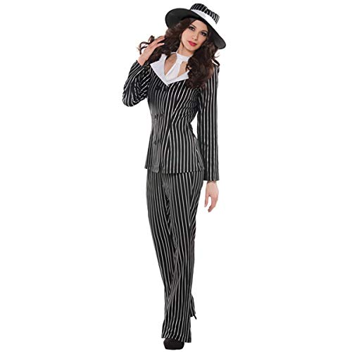 Adult Mob Wife Costume - Small (2-4) | 2 Ct. -