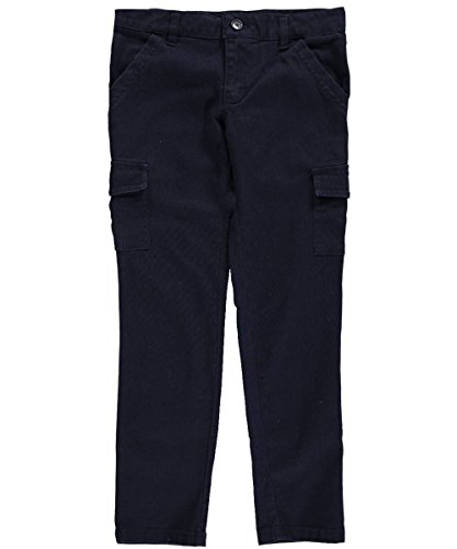 - French Toast Ankle Length Skinny Cargo Pant Size 8