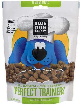 Blue Dog Bakery Perfect Trainers All Natural Dog Treats Pack of 2