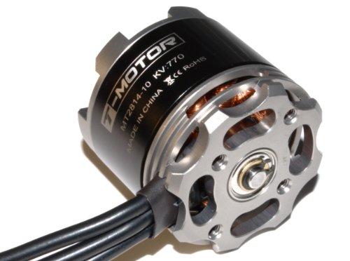 T Motor Mt2814 Kv770 High Performance Brushless Electric