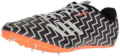 Uomo Adidas Sprintstar Pattini Bianco / Nero / Bagliore Arancione