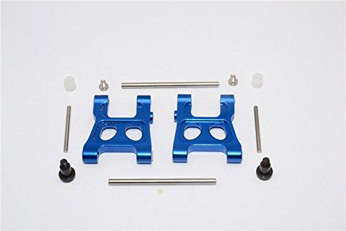 Traxxas Latrax Rally Upgrade Parts Aluminium Front//Rear Lower Arm 1Pr Set Blue