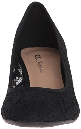 CL by Chinese Laundry Womens ADA Dress Pump Black Floral Lace gmXVQ