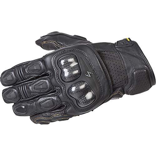 ScorpionExo SGS MKII Men's Short Cuff Sport Gloves (Black, XX-Large)