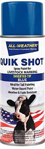 All-Weather LA-CO 13 oz Spray On Blue Animal