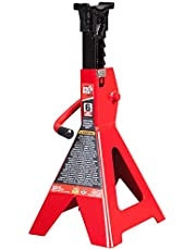 BIG RED Torin Steel Jack Stand Capacity, Red, Single Jack