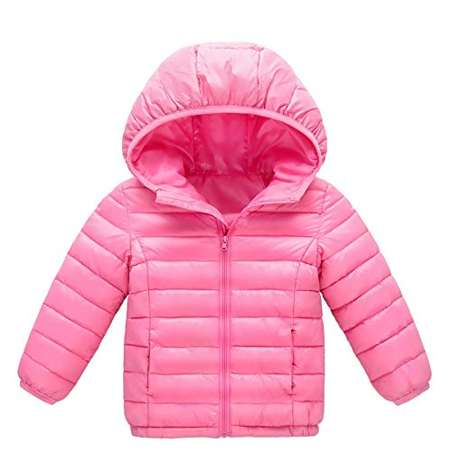 0c4e464e1f16 XILALU Baby Girl Boy Kids Light Down Jacket