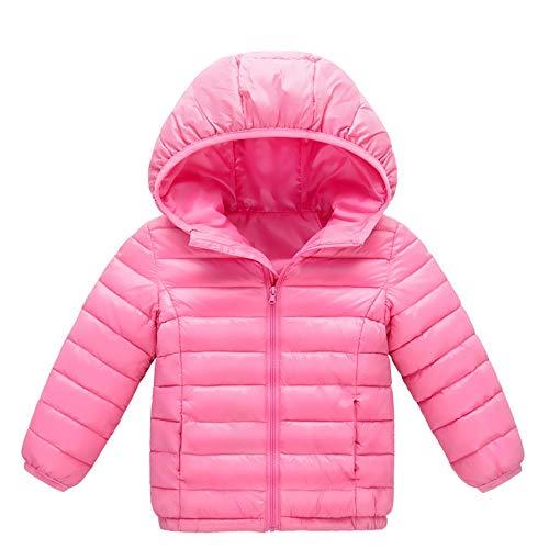a268b8c77404 XILALU Baby Girl Boy Kids Light Down Jacket