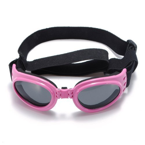 Water & Wood New Fashionable Water-Proof Multi-Color Pet Dog Sunglasses Eye Wear Protection Goggles - For Sunglasses Dog