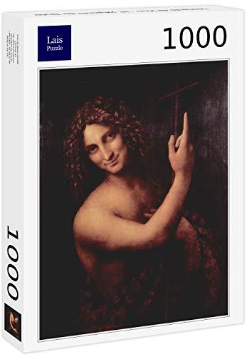 Lais-Puzzle-Leonardo-da-Vinci-San-Juan-Bautista-1000-Piezas